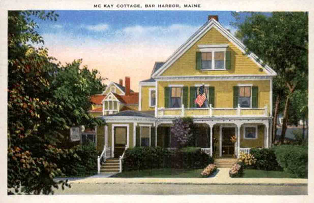 Phenomenal Cottages Of Bar Harbor Hancock County Maine Download Free Architecture Designs Embacsunscenecom